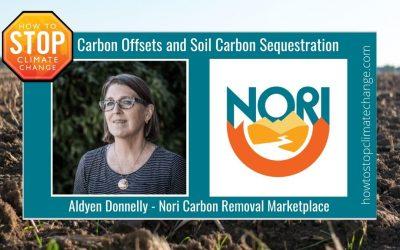 Carbon Offsets and Soil Carbon Sequestration – Aldyen Donnelly – Nori