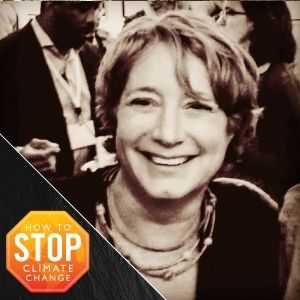 Annette Olson - Climate Steps founder